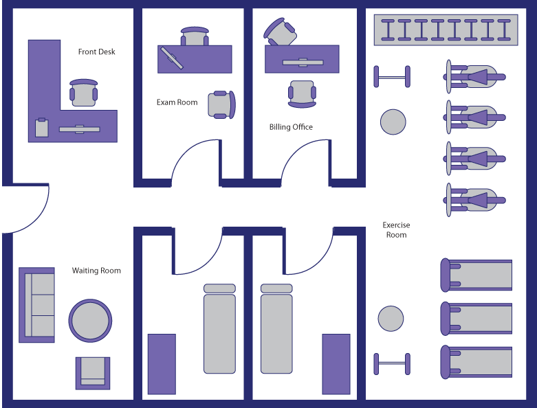 physical therapy clinic floor plan images medical clinic design floor plans clinic floor plan