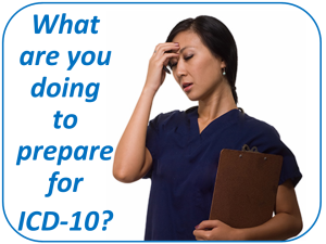 What are you doing for ICD-10?