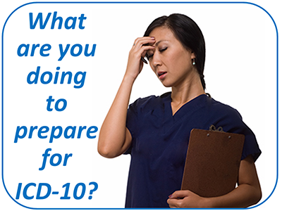 physical therapy billing with ICD-10