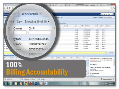 100% physical therapy billing accountability