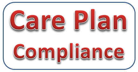 physical therapist care plan compliance
