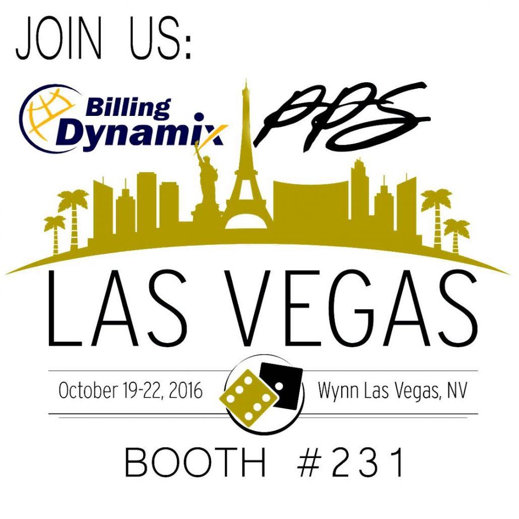 See us in Las Vegas